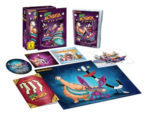 Aaahh!!! Monster - Die komplette Serie [8 DVDs]