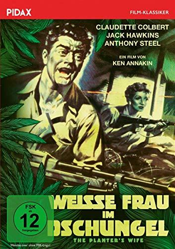 Weiße Frau im Dschungel (The Planter's Wife) / Spannender Abenteuerfilm mit Starbesetzung (Pidax Film-Klassiker)