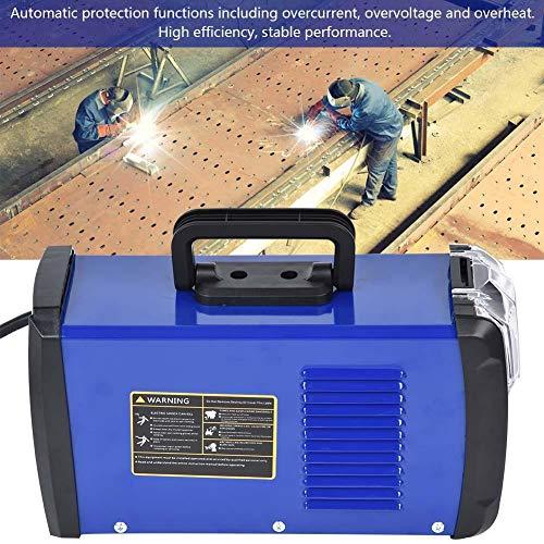 Soldadora de inversor de 40 amperios, funciones de protección automática Soldadora de inversor MMA con pantalla LED para 140 A de CC