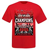 Camiseta infantil Liverpool 2020 Premier League Champions (100% algodón y tallas de 7 a 14) (niños de 7 a 8 años)