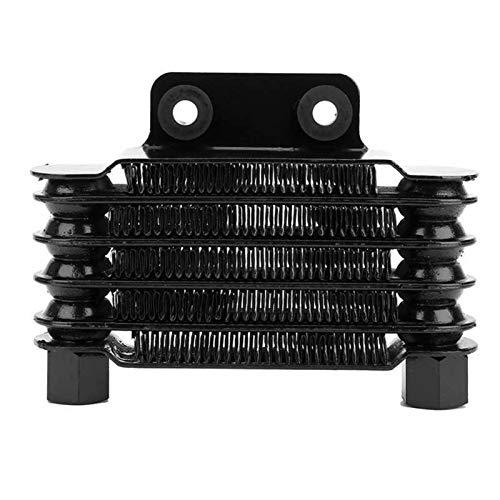 MAIOPA Práctico Radiador de enfriamiento del Enfriador del Enfriador de Motocicletas universales de 65 ml para 100cc-250cc Motoccycle Dirt Bike ATV Accesorio