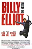 BILLY ELLIOT – MUSICAL TOUR POSTER – 30CM X 43CM