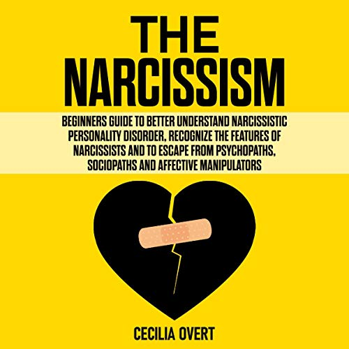 The Narcissism audiobook cover art
