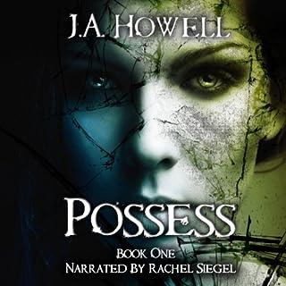 Possess audiobook cover art