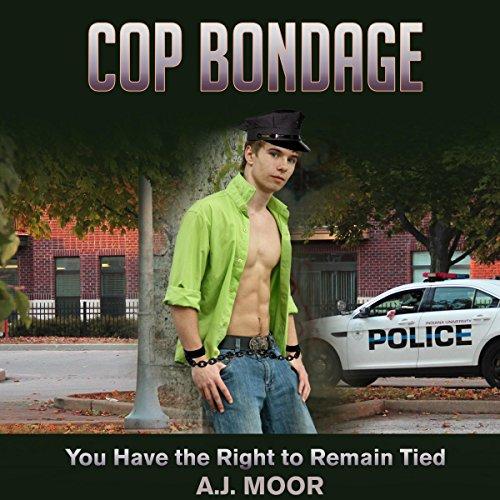 Cop Bondage audiobook cover art