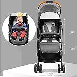 MU Sillas de paseo cómodas Shopper Neo Pushchair Baby Stroller. Edad 18 meses - 3 años,A