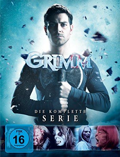Grimm - Die komplette Serie [28 DVDs]