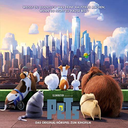 Pets. Das Original-Hörspiel zum Kinofilm Titelbild