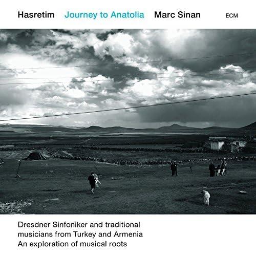 Marc Sinan, The Dresdner Sinfoniker & Jonathan Stockhammer