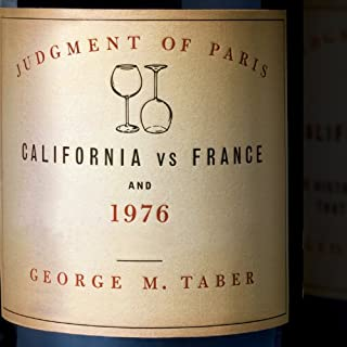 Judgment of Paris audiobook cover art