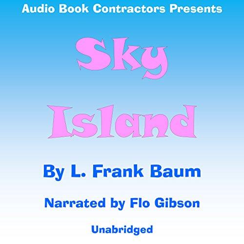 Sky Island audiobook cover art