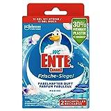 Wc - Confezione da 5 ricariche per WC in gel blu marino, 5 x 72 ml