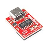 Electronics123 SparkFun Serial Basic Breakout - CH340C and USB-C