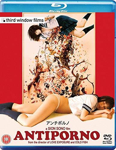 Antiporno (Dual Format DVD/Bluray)