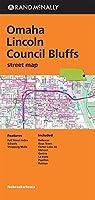 Rand McNally Omaha, Lincoln, Council Bluffs Street Map Nebraska/Iowa