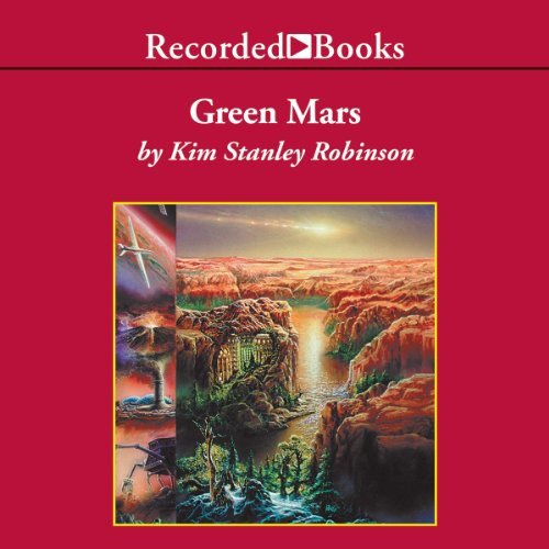 Green Mars cover art