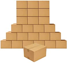 EdenseeLake Shipping Boxes 9 x 6 x 4 inches Corrugated Cardboard Boxes for Shipping Package, 25 Pack