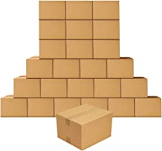 Shipping Boxes 9 x 6 x 4 inches Corrugated Cardboard Boxes for Shipping Package, 25 Pack