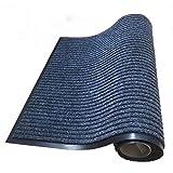 Carpets CnCnCn Se Puede Cortar alfombras Escalera Corredor Entrada Felpudo Cocina Antideslizante Alfombra del Piso Absorción de Agua Alfombra de Puerta (Color : A, Size : 80x120cm)