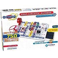 Elenco Snap Circuits Extreme SC-750 Electronics Exploration Kit