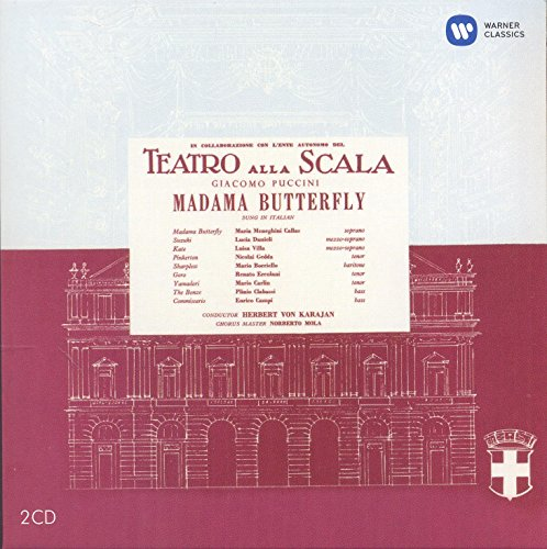 Puccini: Madame Butterfly 1955 - Remastered