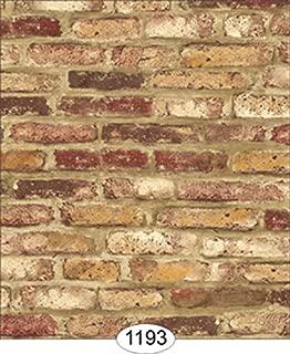 dolls house brick paper