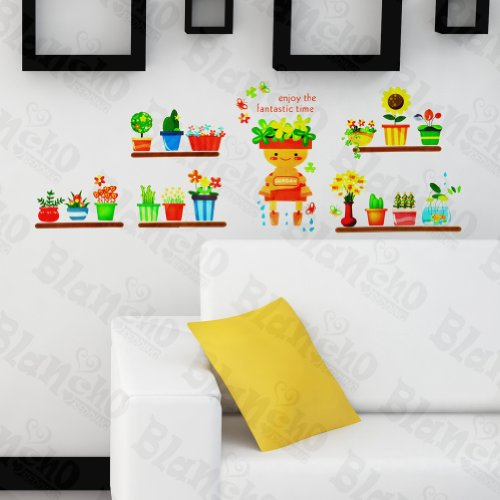 Gardeners - Stickers Muraux Appliques Décoration de Maison