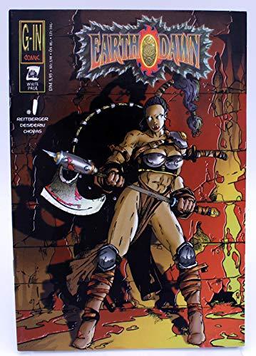 G-IN Comic EARTH DAWN # 1 - Reitberger, Desideriu, Chovas