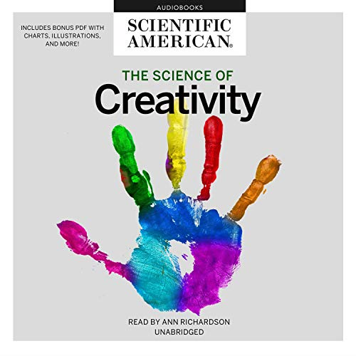 The Science of Creativity cover art