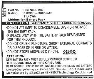 Synergy Digital Synergy Digital Battery Compatible HP Slate 6 VoiceTab Dual SIM Tablet Battery (Li-Pol, 3.8V, 3000 mAh) - ...