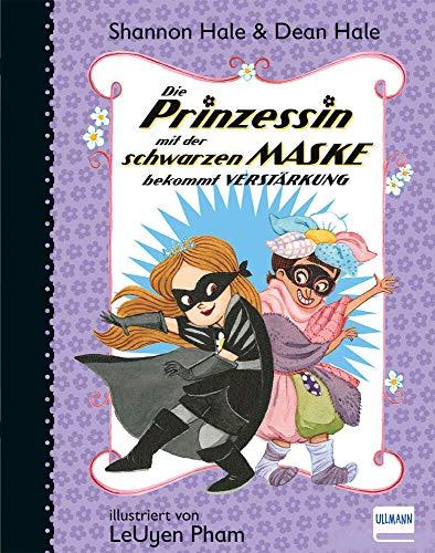 Die Prinzessin mit der schwarzen Maske (Bd. 5): ... bekommt Verstärkung