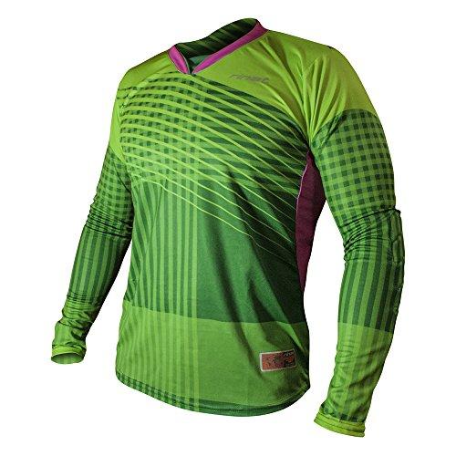 Rinat Speed Jersey de Portero, Unisex Adulto, Verde, YS