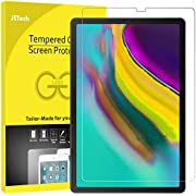 JETech Screen Protector for Galaxy Tab S6 / S5e 10.5 2019, Tempered Glass Film