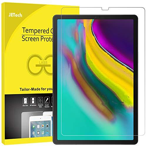 JETech Schutzfolie Kompatibel mit Samsung Galaxy Tab S6 / S5e 10.5 2019, Gehärtetem Glas Bildschirmschutzfolie