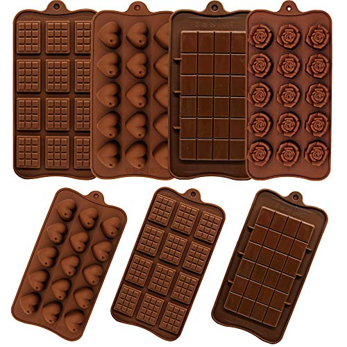 Molde Chocolate  marca SiliQueen