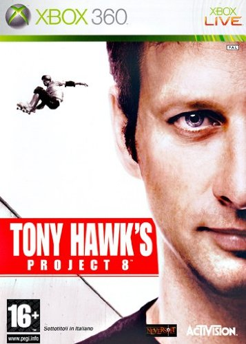 Tony Hawk's Project 8