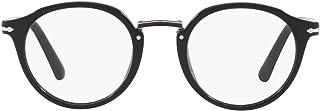 Persol unisex-adult PO3185V Prescription Eyewear Frames