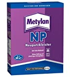 Metylan 530203 Nueva pasta de yeso, blanco, 1 kg...
