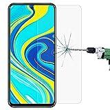 HDSCREENPROTECTOR+ / for XIAOMI Redmi Note 9S 0.26mm 9h Dureza de la superficie 2.5D Vidrio templado a prueba de explosiones Non-Full Película de pantalla , Película protectora de vidrio de pantalla c