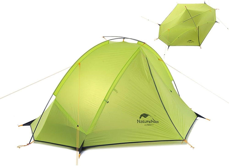 Camping Campsite aluminum pole Single layer Antirainwater tent