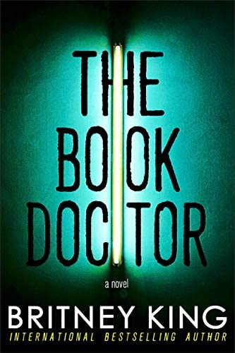 The Book Doctor A Psychological Thriller product image