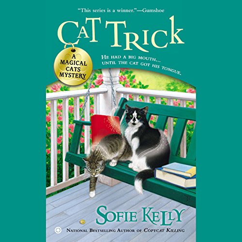 Cat Trick audiobook cover art