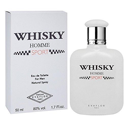Whisky Homme Sport Eau de toilette 50 ml