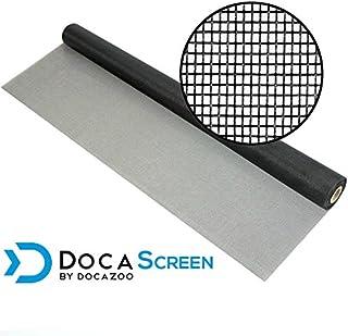 DocaScreen Standard Window Screen Roll � 36� x 100� Fiberglass Screen Roll � Window, Door and Patio Screen � Insect Screen // Fiberglass Screening // Screen Replacement // Window Screens