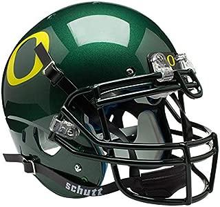 Schutt NCAA Oregon Ducks Collectibles On-Field Authentic Football Helmet