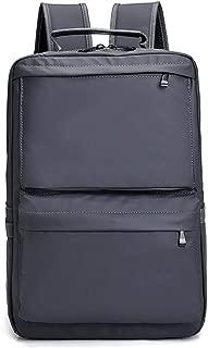 TOOGOO Men Backpack Travel Backpacks 17 Laptop 15.6 Backpacking Notebook Large Capacity Back Pack Waterproof Bagpack Black