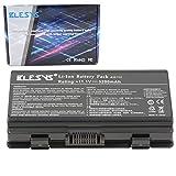 BLESYS 11.1V A32-T12 A32-X51 Batería para ASUS X51 X51L X51H X51RL X58 X58C X58L T12 T12E Serie Laptop 6-Célula 4400mAh