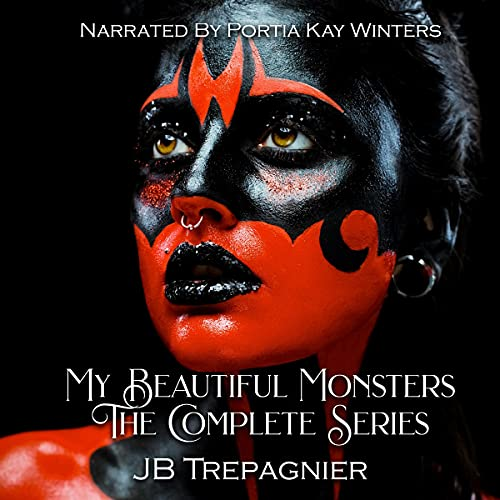 My Beautiful Monsters cover art