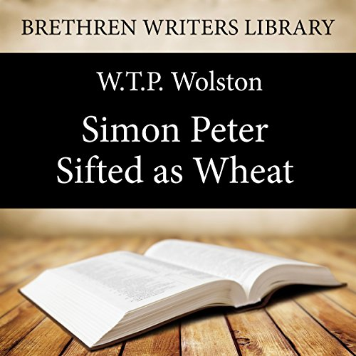 Simon Peter - Sifted as Wheat cover art