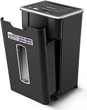 $573 » wangzi Heavy Duty Paper Shredder,Office Shredder, 4-Level confidentiality, (Automatic 60 Sheets/Manual 6 Sheets), 22L Larg...